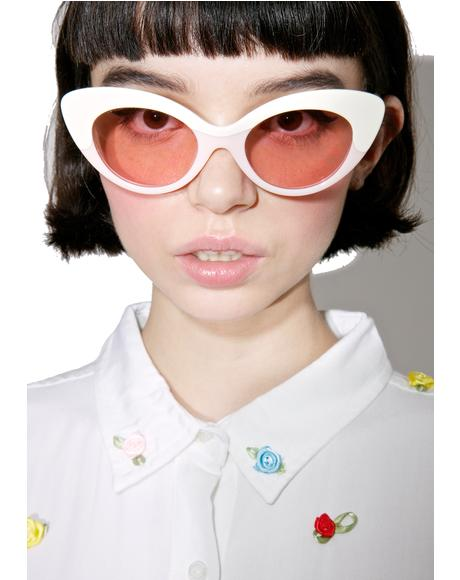 The Strawberry Wild Gift Sunglasses