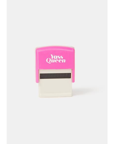 Yass Queen Millennial Stamps