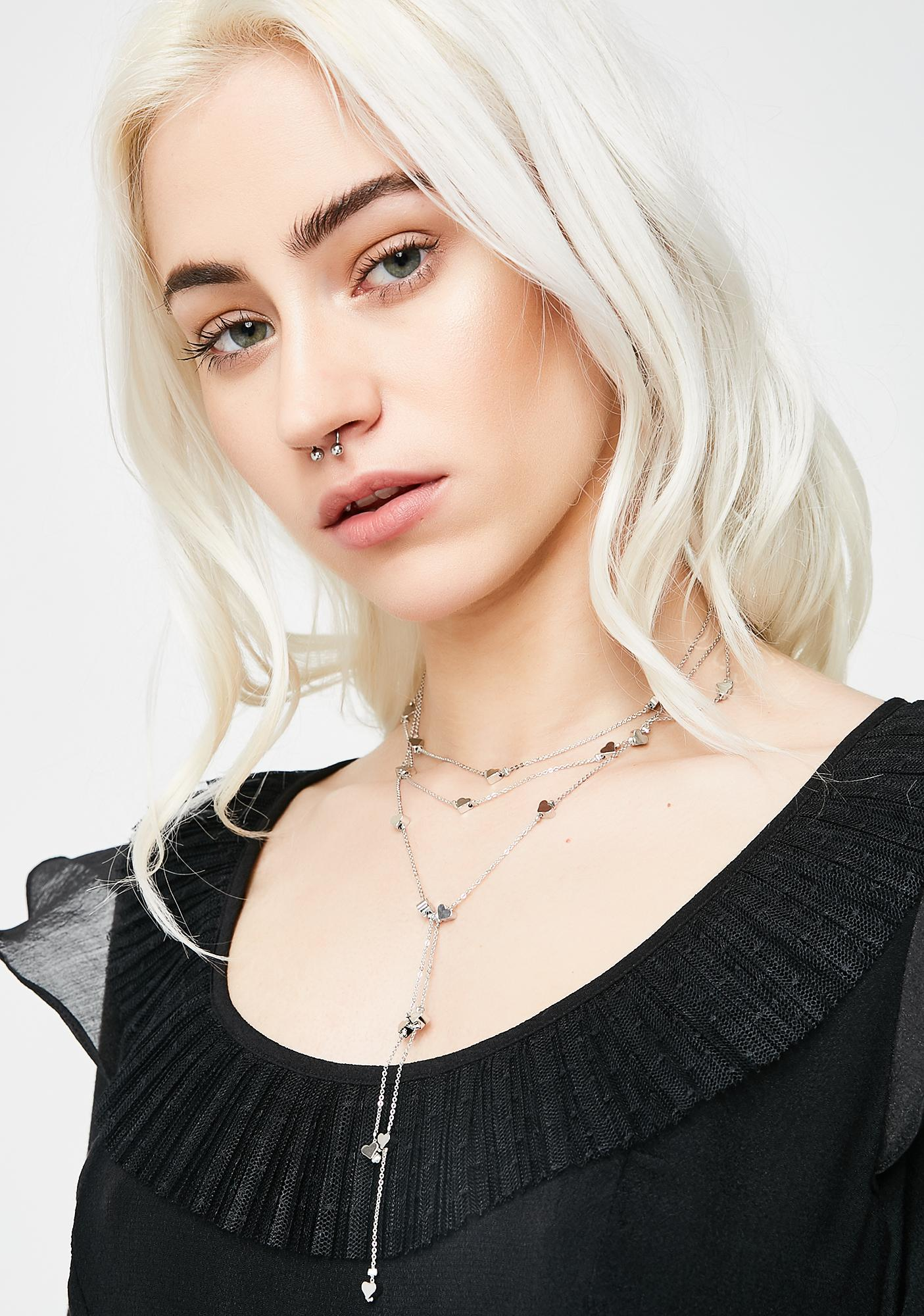 Wild At Heart Layered Necklace