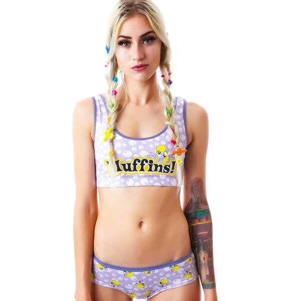 Undergirl Muffins Little Pony Panty