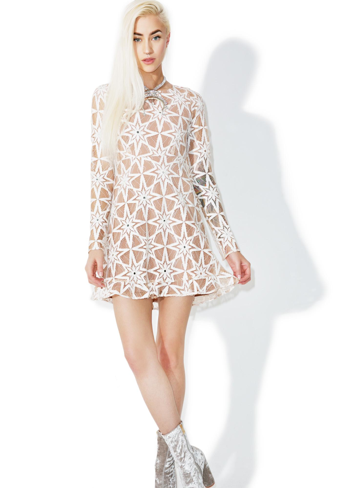 For Love & Lemons Metz Party Dress