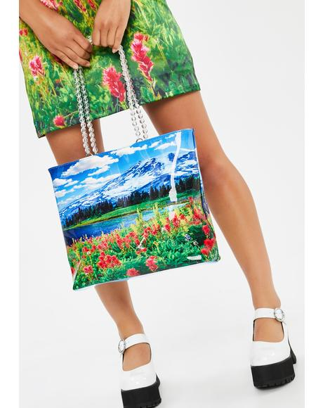 Picture Perfect Landscape Tote