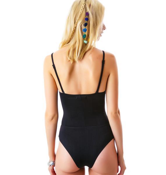 Triple Twist Bodysuit