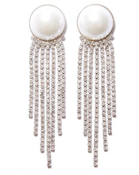 Pearly BB Earrings