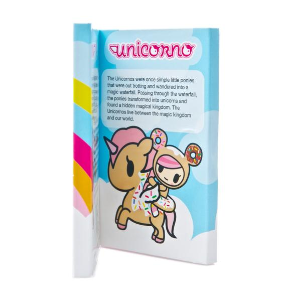 Tokidoki Unicorno Sticky Notes