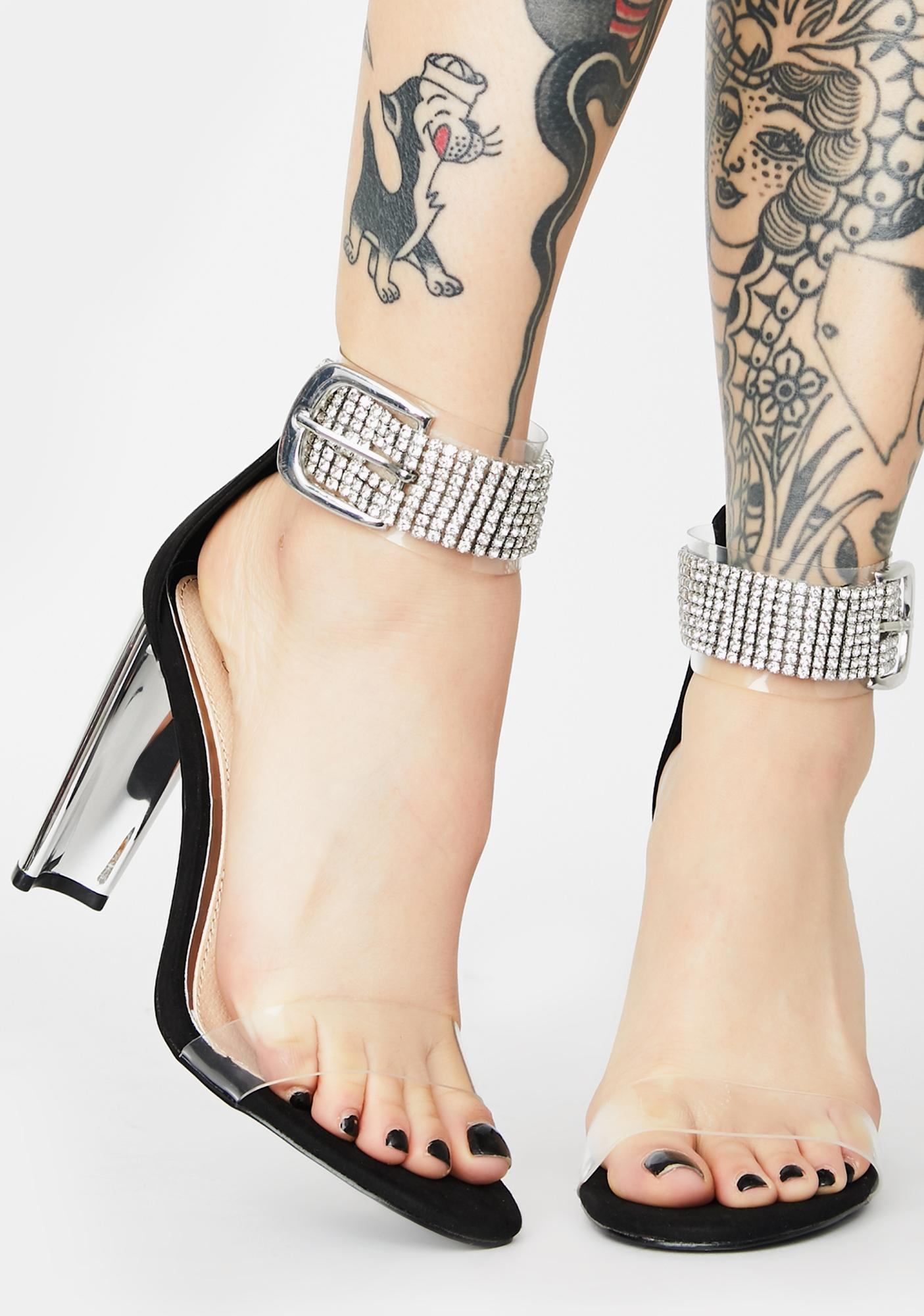 Twilight Starlet Bling Heels