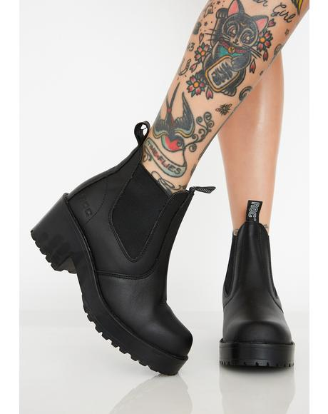 Chiao Boots
