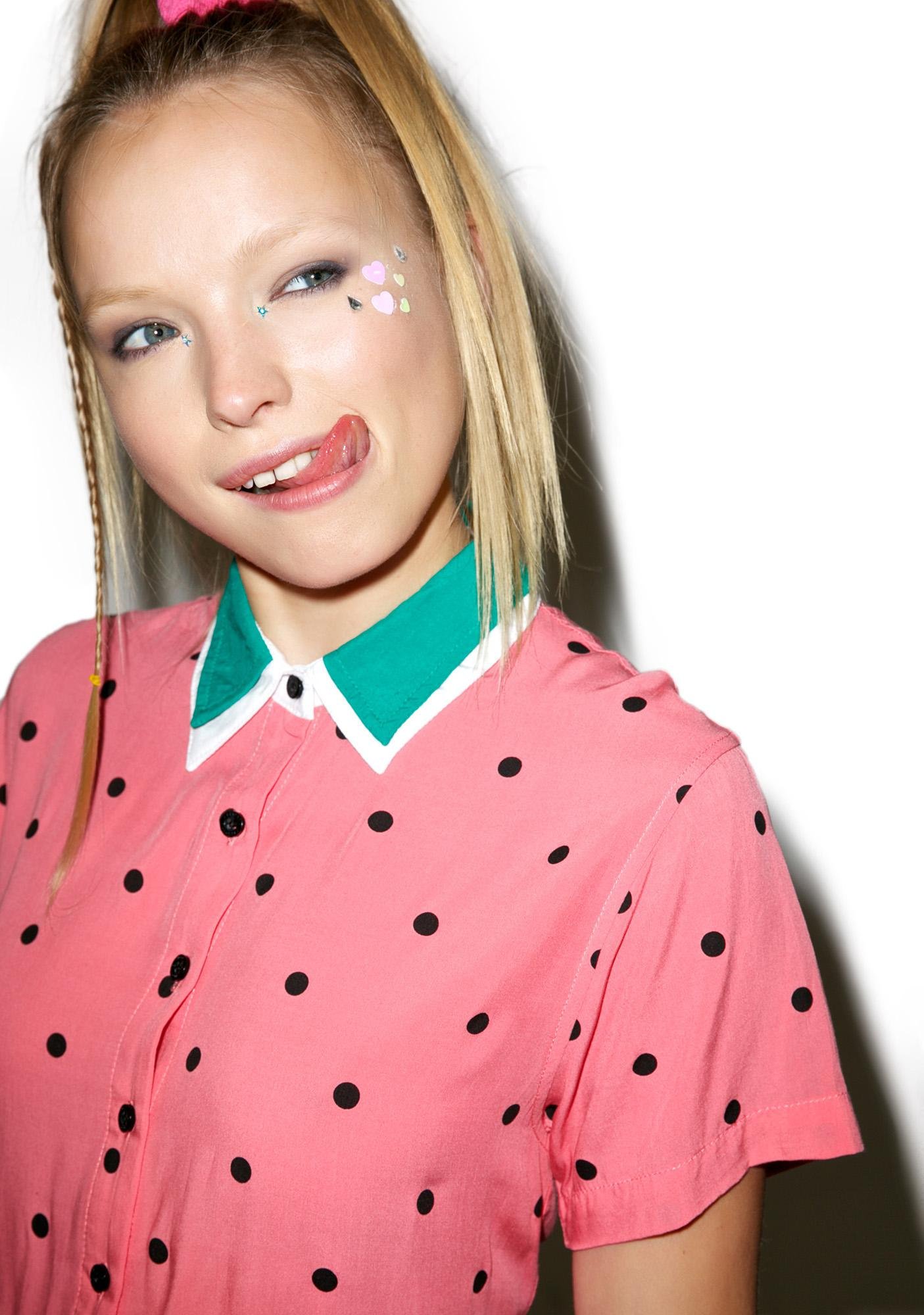 Lazy Oaf Watermelon Shirt