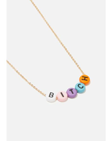 Best Frenemies Necklace