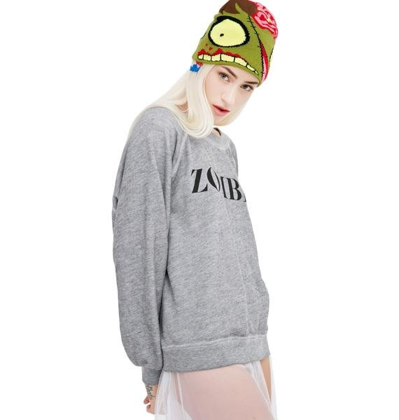 Wildfox Couture Zombie Kim's Sweater