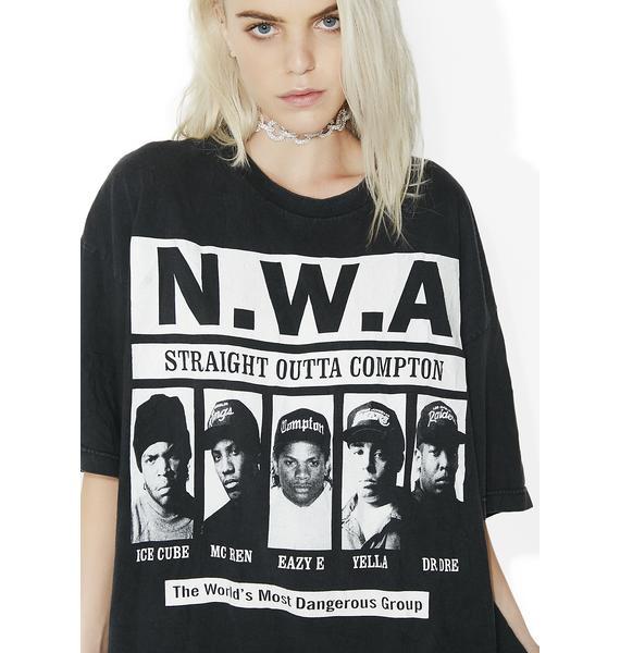 Vintage NWA Tee