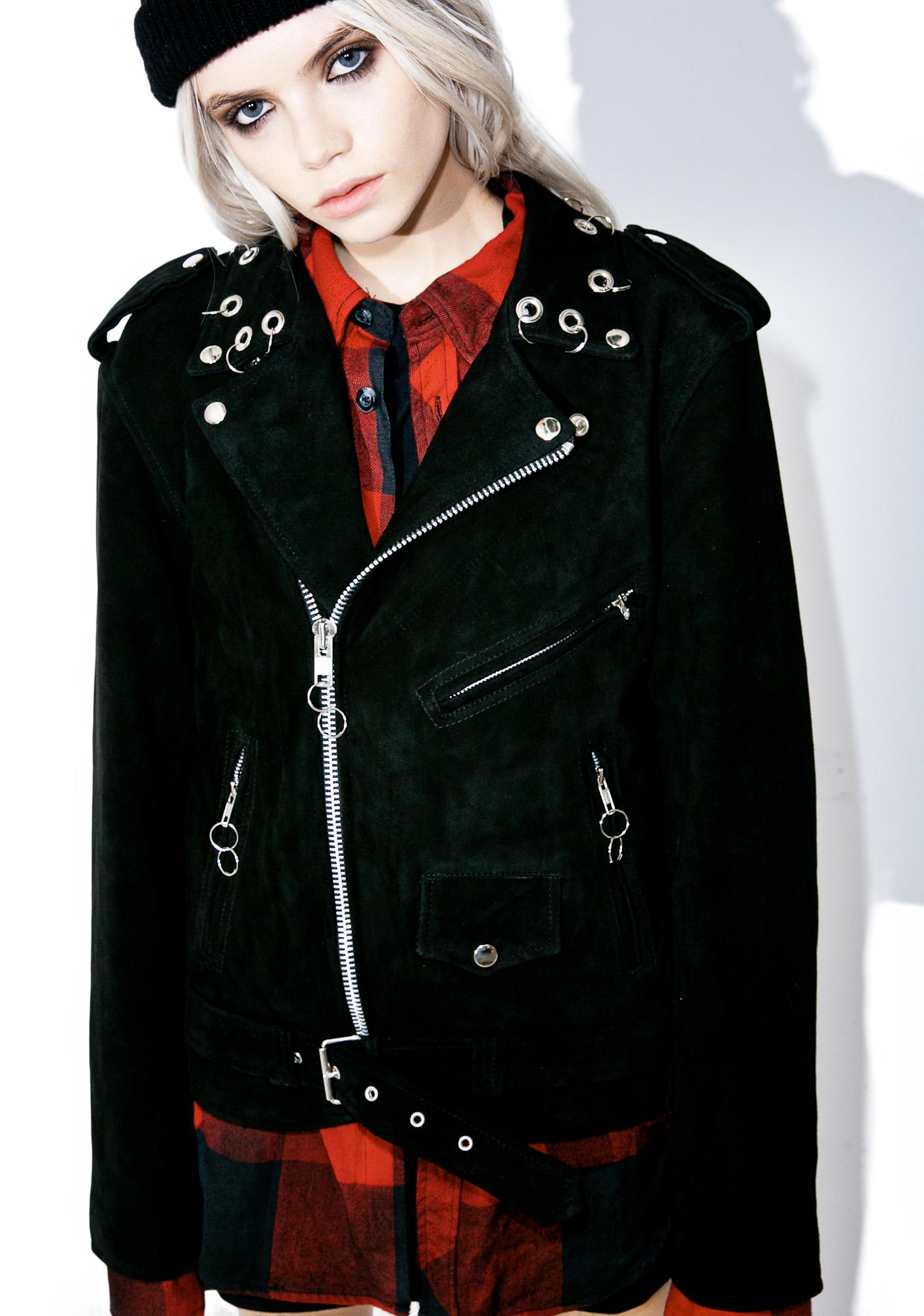 The Ragged Priest Knuckle Biker Jacket