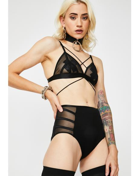 Siren High Waist Knickers
