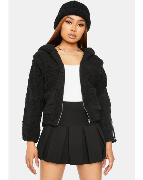 Shade Very Gifted Sherpa Jacket