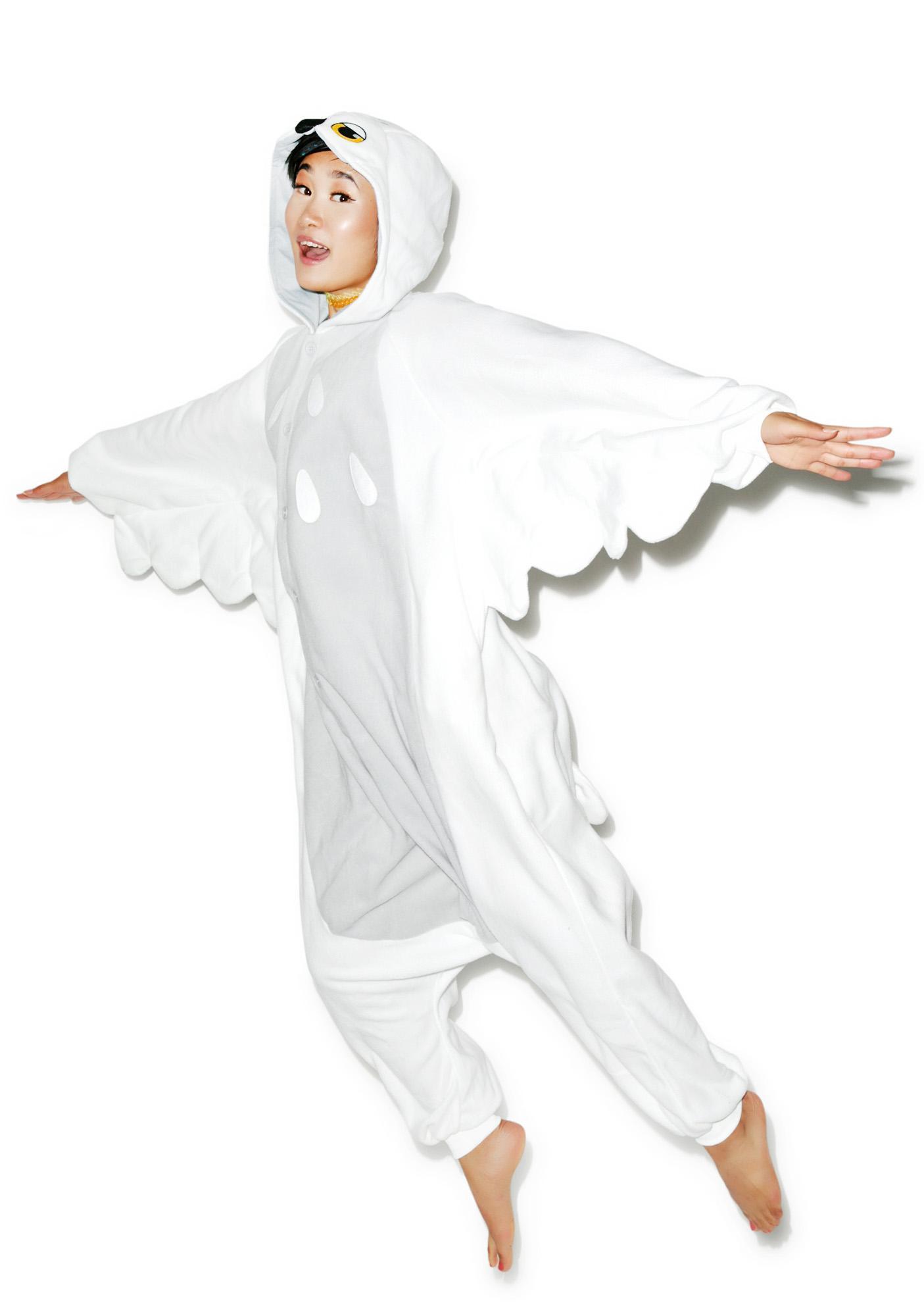 Sazac  White Owl Kigurumi