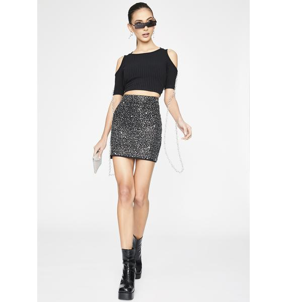 Kiki Riki Starry Visions Mini Skirt