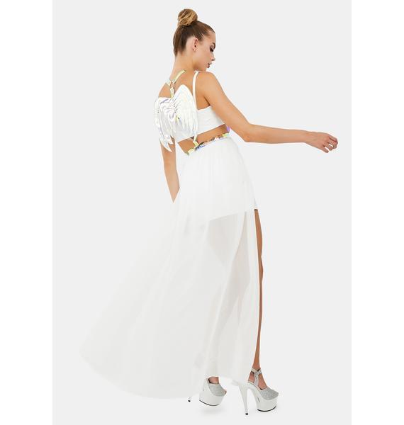 Trickz N' Treatz Heavenly Vision Angel Costume