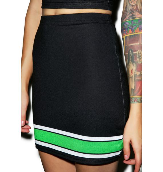 Clover Babe Bodycon Skirt