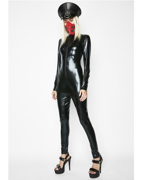 Laugh At Danger Catsuit