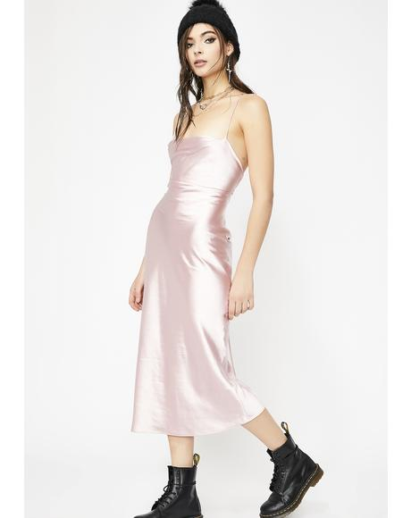 Perfect Lullaby Midi Dress