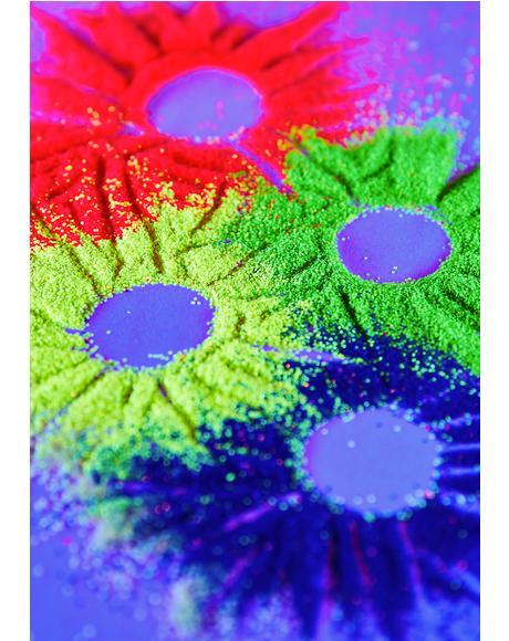 Lazer Dust Glow Glitter
