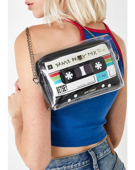 Cassette Crossbody Bag