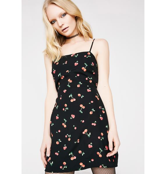 Forbidden Fruit Mini Dress
