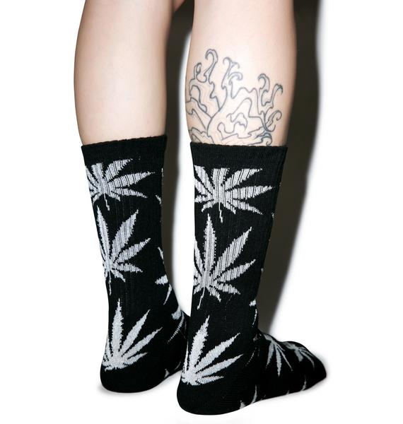 HUF Glow In The Dark Crew Socks