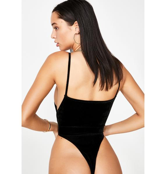 Motel Angel Diamante Solemo Bodysuit
