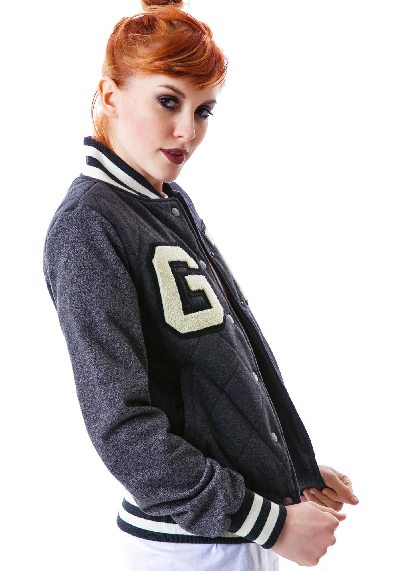 Glamour Kills GK Academy Varsity Jacket