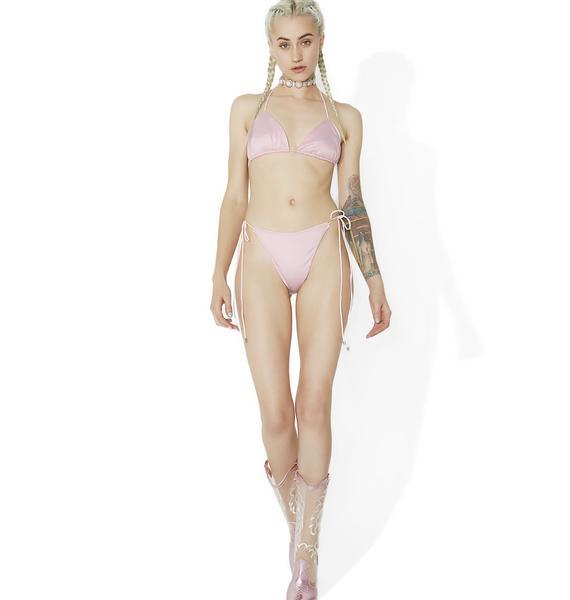 Sweet Cheeks Bikini Set