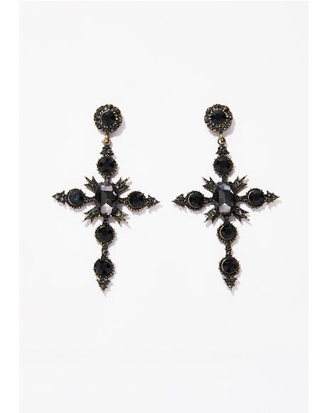 The Dark Crystal Earrings