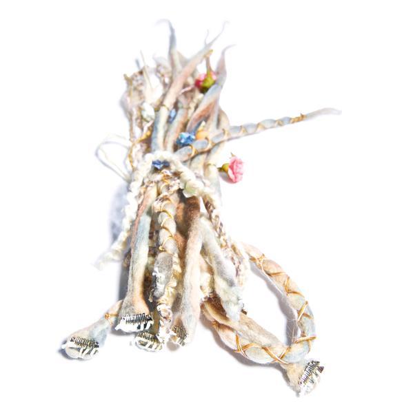 Flower Maiden Clip-In Dreadlocks