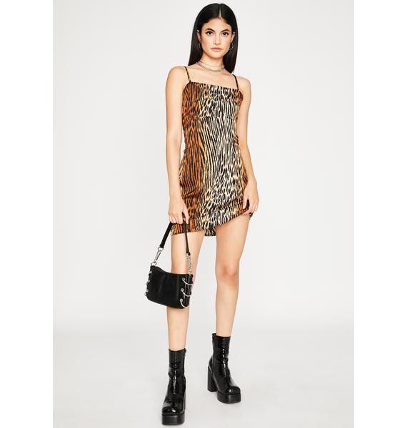 Killa Kingdom Leopard Dress