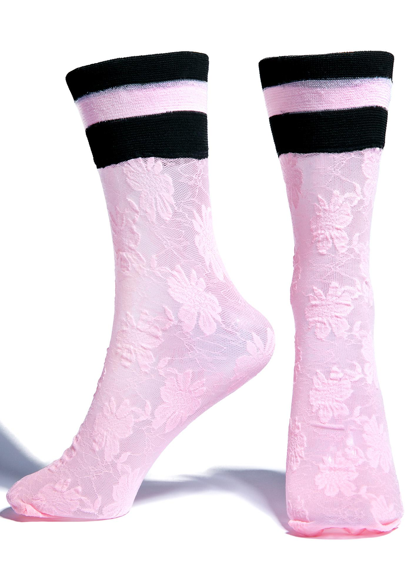 Stance Lace Trouser Socks