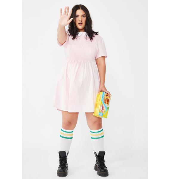 Dolls Kill Telekinetic Eleven Dress Costume