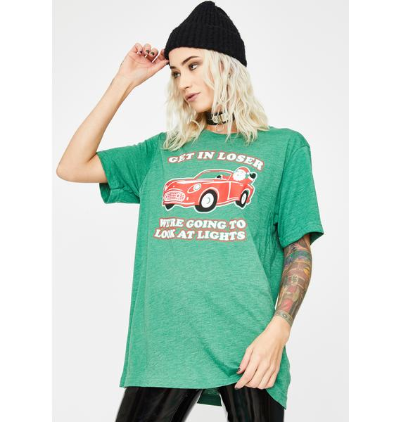 Tipsy Elves Get In Loser Graphic Tee
