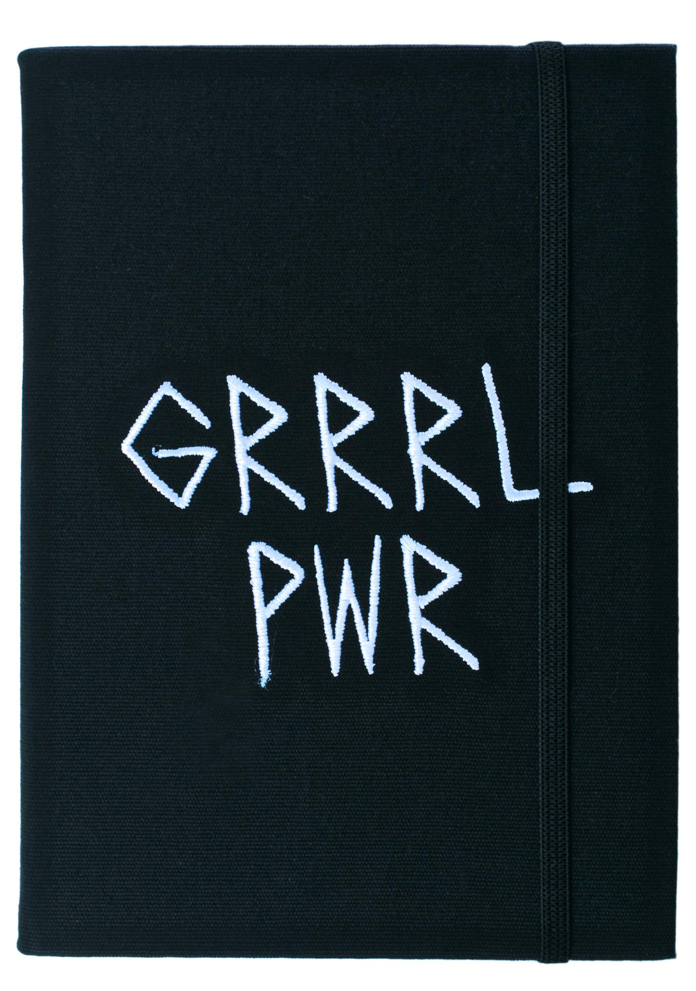 Valfré Grrrl Pwr Journal