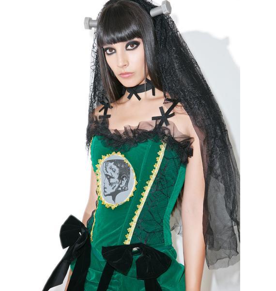 Franken-Bride Costume Set