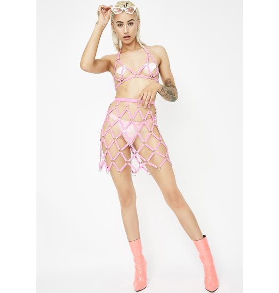 Sugar Thrillz Queen Freaque Harness Set