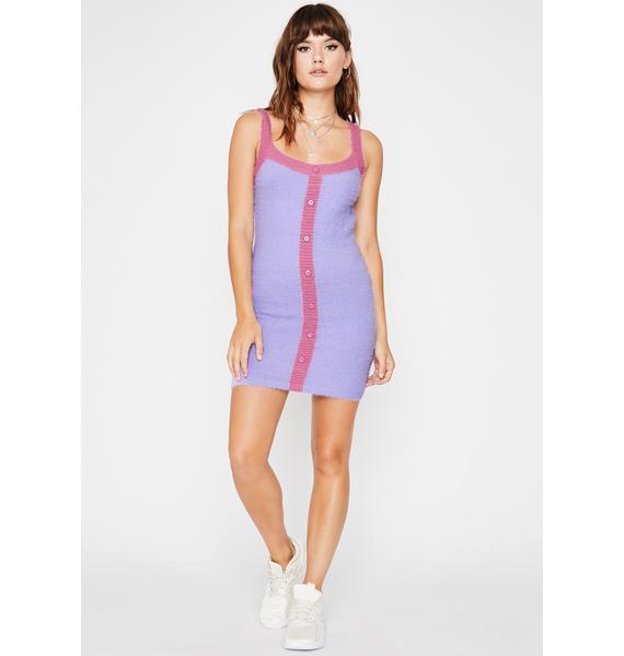 Soft Touch Fuzzy Dress