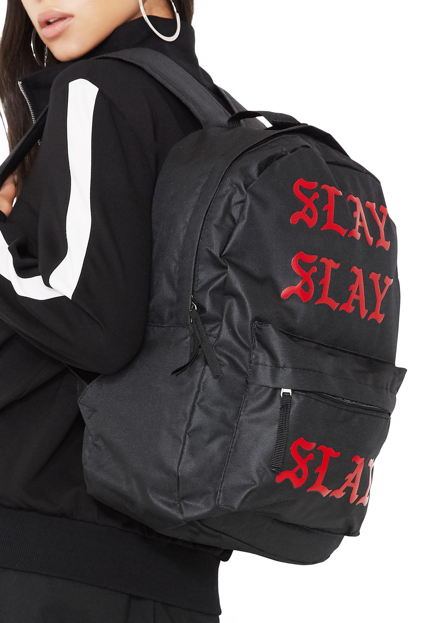 Civil Clothing Slay Repeat Backpack