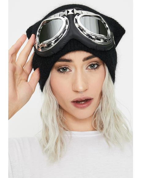 Ice Vision Goggle Beanie