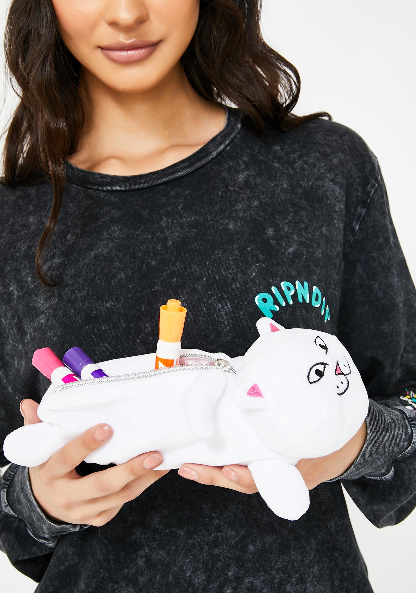 RIPNDIP Nerm Pencil Pouch