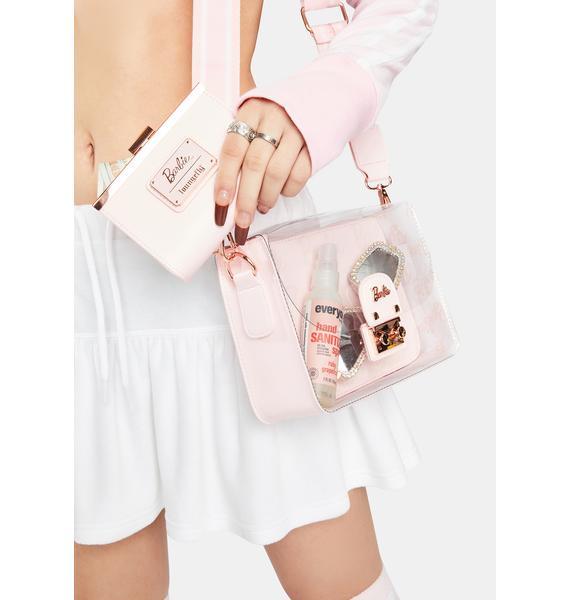Loungefly Barbie Kisslock Wallet