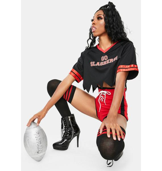 Dolls Kill Fantasy League Footballer Costume
