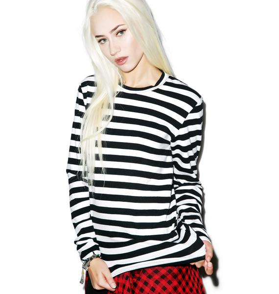 Tripp NYC Soley Striped Top