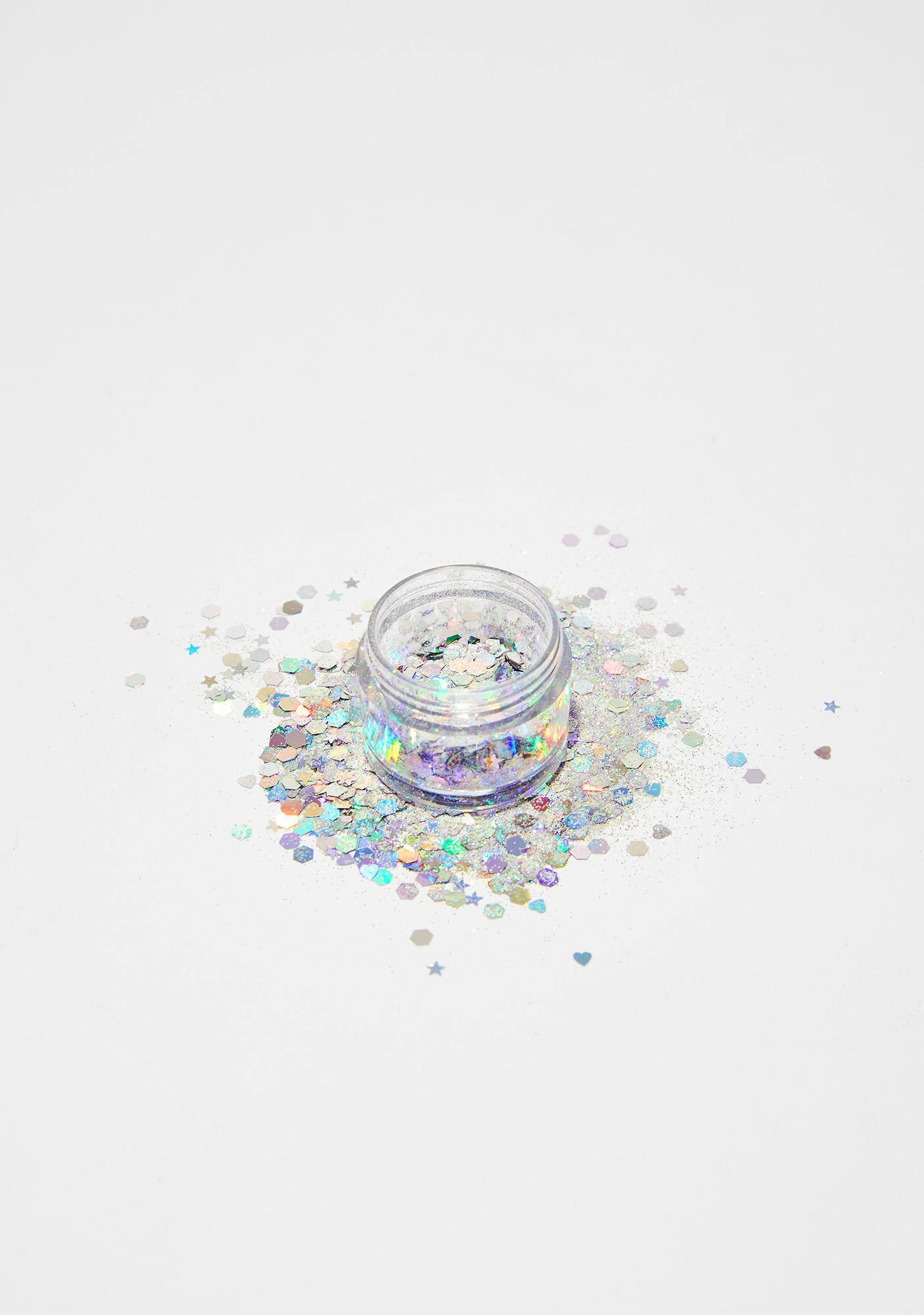 FromNicLove Cosmic Universe Glitter Pot