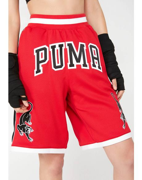 Stryk Mesh Shorts