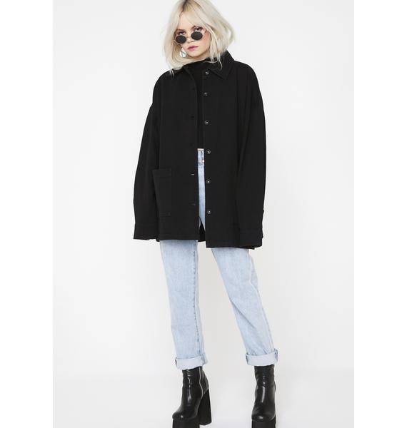 Lazy Oaf LO Chore Jacket